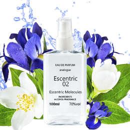 Escentric Molecules Escentric 02 100 ml France