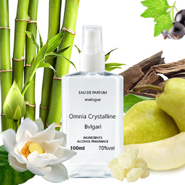 Bvlgari Omnia Crystalline Eau de parfum 100 ml