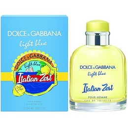 Dolce&Gabbana Light Blue Italian Zest Pour Homme 125 ml