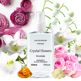 Montale Crystal Flowers 100 Ml