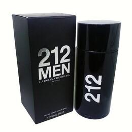 Carolina Herrera 212 Men Black  100 ml