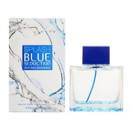 Antonio Banderas Splash Blue Seduction For Men 100 ml
