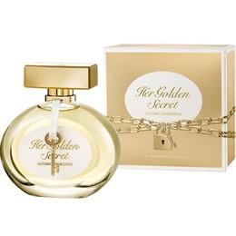 Antonio Banderas Her Golden Secret 80 ml