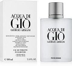 Giorgio Armani Acqua di Gio Pour Homme TESTER 100 ml