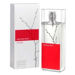 Armand Basi In Red Eau De Toilette 100 ml