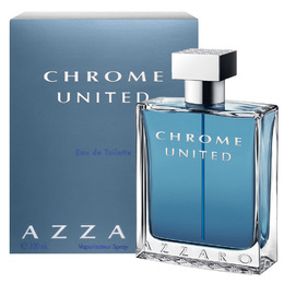 Azzaro Chrome United 100 ml