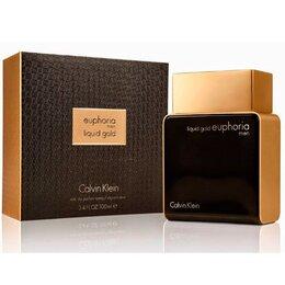 Calvin Klein Euphoria Liquid Gold Men 100 ml (уценка)