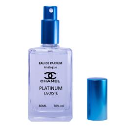 Chanel Egoiste Platinum 80 ml