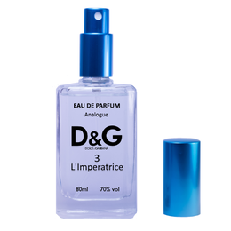 Dolce&Gabbana 3 L'Imperatrice 80ml