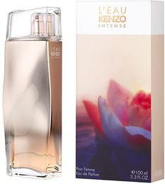 Kenzo L`Eau Kenzo Intense Pour Femme 100 ml