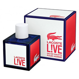 Lacoste Live 100 ml