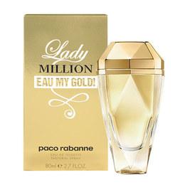 Lady Million Eau My Gold! 80ml (Уценка)