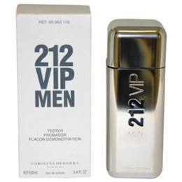Carolina Herrera 212 Vip Men 100 ml Тестер